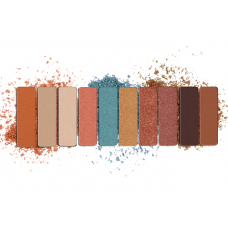 NEW! Color Icon 10 pan palette